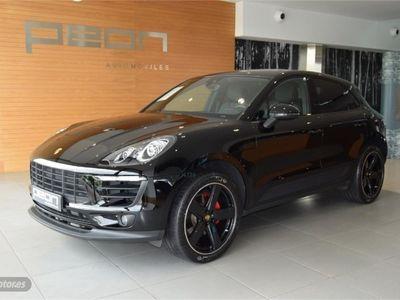 used Porsche Macan -