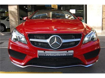 gebraucht Mercedes E350 Coupé CDI 7G-Plus AMG x 2 LED PANORAMA NAVI