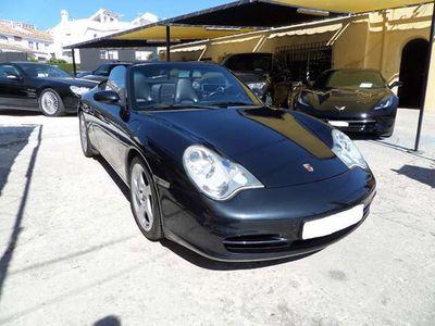usado Porsche 911 Carrera Cabriolet*37.000 Kms*Tiptronic S*
