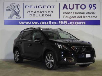 usado Peugeot 2008 Allure 1.6 BlueHDi 100