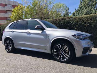 usado BMW X5 M M50dA