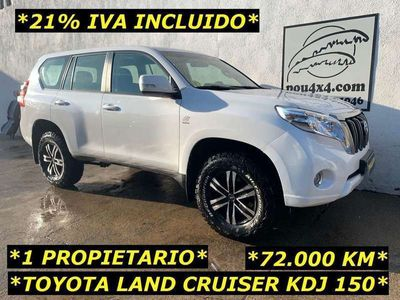 usado Toyota Land Cruiser D4D VX