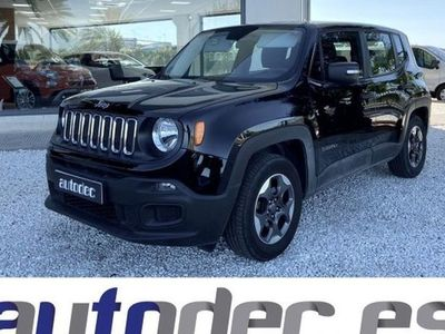 usado Jeep Renegade 1.4 Multiair Limited 4x2 103kW