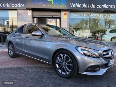 used Mercedes C220 Clase Cd Avantgarde