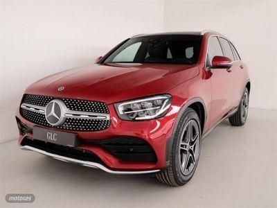 usado Mercedes 200 Clase GLC GLC4Matic 9G-Tronic