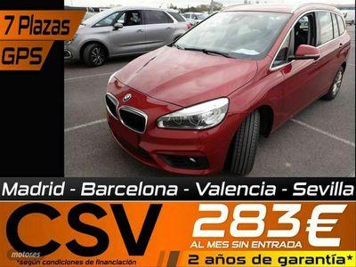 usado BMW 218 Serie 2 Gran Tourer d Business