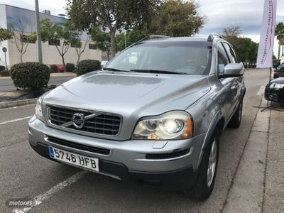 usado Volvo XC90 2.4 D5 AWD Executive Auto