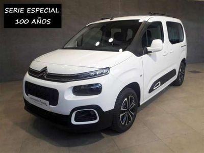 usado Citroën Berlingo Puretech S&s Talla M 100 Anos 110