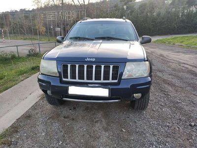 usado Jeep Grand Cherokee 2.7CRD Limited