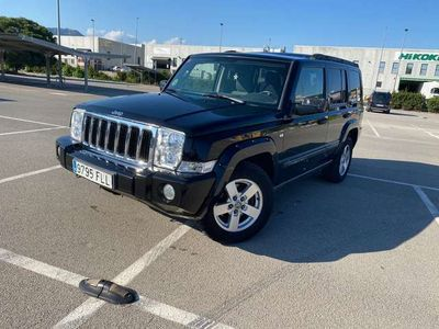 usado Jeep Commander 3.0CRD 65 Aniversario Aut.