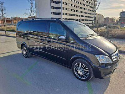 usado Mercedes Viano 3.0CDI Avantgarde Largo Aut. 4p