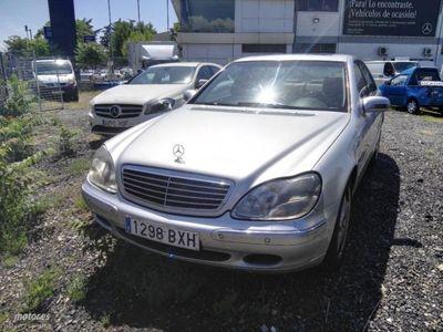 usado Mercedes S320 ClaseCDI