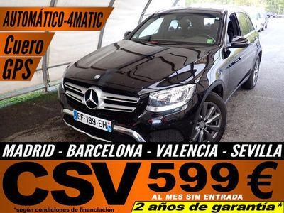 usado Mercedes GLC250 d Exclusive 4Matic 150 kW (204 CV)