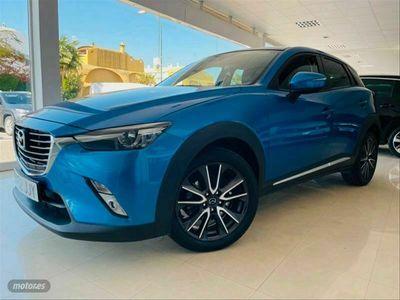 usado Mazda CX-3 1.5 SKYACTIV DE 77kW Luxury 2WD