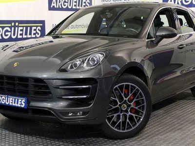 usado Porsche Macan Turbo 400cv IVA DEDUCIBLE