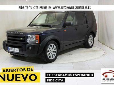 usado Land Rover Discovery 2.7 TDV6 SE 7 PLAZAS