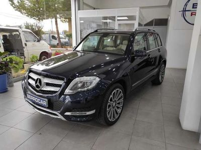 usado Mercedes GLK200 CDIBE