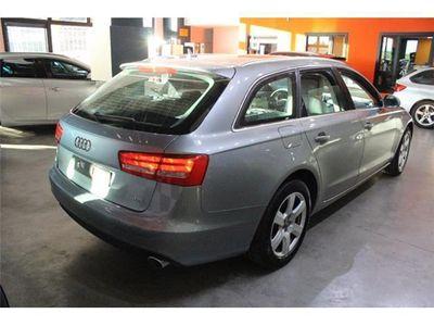 usado Audi A6 3.0TDi 204CV MULTITRONIC **370€/MES**