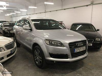 usado Audi Q7 3.0 TDI 233cv quattro tiptronic