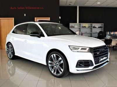 usado Audi SQ5 Q53.0 TFSI quattro tiptronic