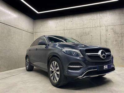 usado Mercedes GLE350 dCoupé 4Matic Aut.