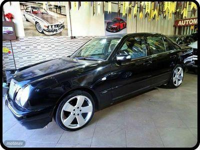 usado Mercedes E290 Clase ECLASSIC