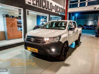 usado Toyota HiLux 2.5 D4D Cabina Doble GX