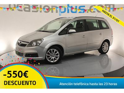 gebraucht Opel Zafira 1.9 CDTi 16v Enjoy 7 Plazas 110 kW (150 CV)