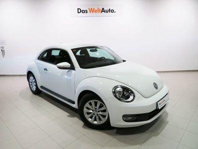 usado VW Beetle Cabrio 1.2 TSI BMT Beetlemania 77 kW (105 CV)