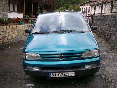 usado Peugeot 806 2.1 SRDT