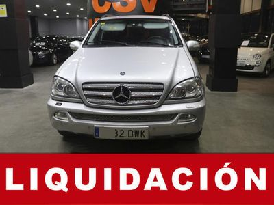 usado Mercedes ML400 CDI Aut. 184 kW (250 CV)