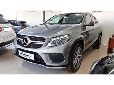 usado Mercedes GLE350 Coupé d 4Matic - AMG - TECHO PANORÁMICO - ILS