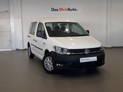 usado VW Caddy Profesional Kombi 5-asientos 2.0 TDI EU6 SCR BMT 75 kW (102 CV) 5 Vel. 2.275