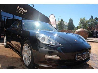 """usado Porsche Panamera 4S FULL stock NGP 20"""" Navi techo cámara"""