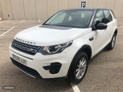 used Land Rover Discovery 2.0L TD4 150CV Auto. 4x4 Pure