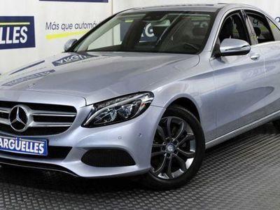usado Mercedes 170 Clase C D AUT AVANTGARDEMUY EQUIPADO