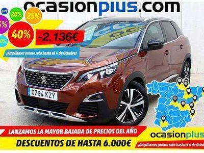 usado Peugeot 3008 SUV 1.2 S&S PureTech GT Line 130