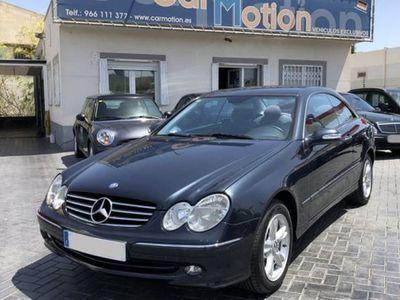 usado Mercedes CLK240 Clase