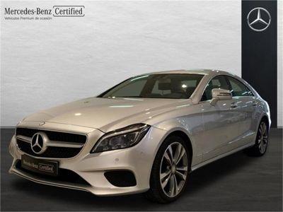 usado Mercedes CLS250 d Aut.