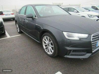 usado Audi A4 2.0 TDI 110kW150CV S line edition