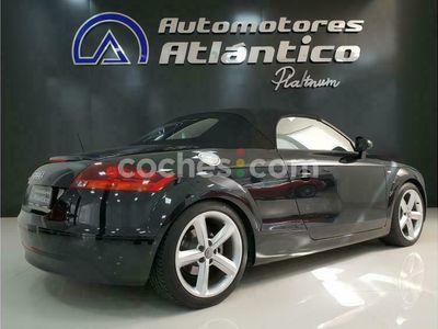 usado Audi TT TtCoupé 2.0 Tfsi Quattro S-tronic 211 cv en Tenerife