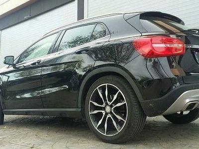 usado Mercedes GLA200 ClaseUrban