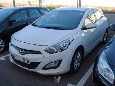 usado Hyundai i30 1.6 Crdi 110cv Sle 5p. -13