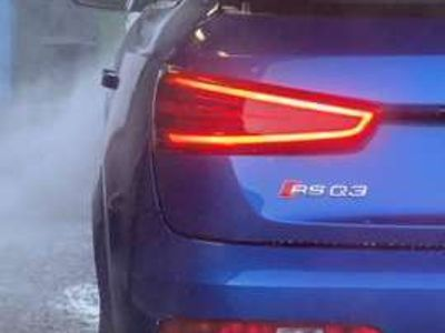usado Audi RS Q3 2.5 TFSI quattro S-Tronic