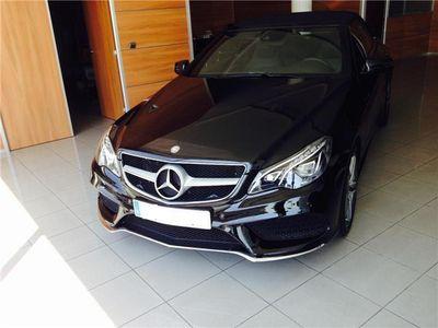 usado Mercedes E220 Cabrio CDI
