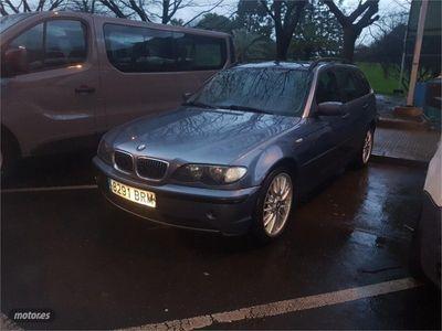 usado BMW 330 Serie 3 xd Touring