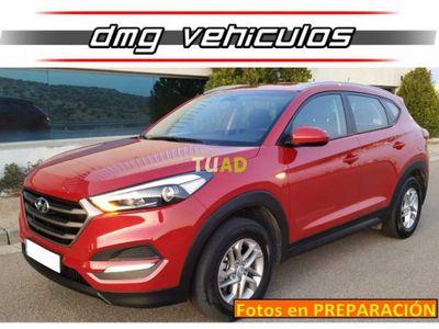 usado Hyundai Tucson 1.6 CRDi 85kW 116CV Tecno 4x2