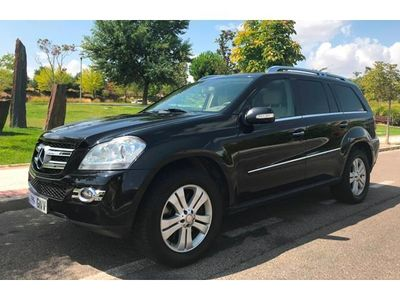 second-hand Mercedes GL320 CDI 320 4 Matic