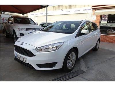 usado Ford Focus SportBreak 1.6 TI-VCT Trend PowerShift 92 kW (125 CV) 5p
