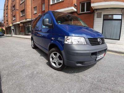 usado VW Transporter Kombi 2.5TDI 130
